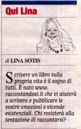 Lina Sotis - Corriere della Sera 17.12.2010